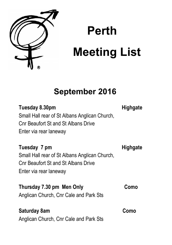 perth-meeting-list